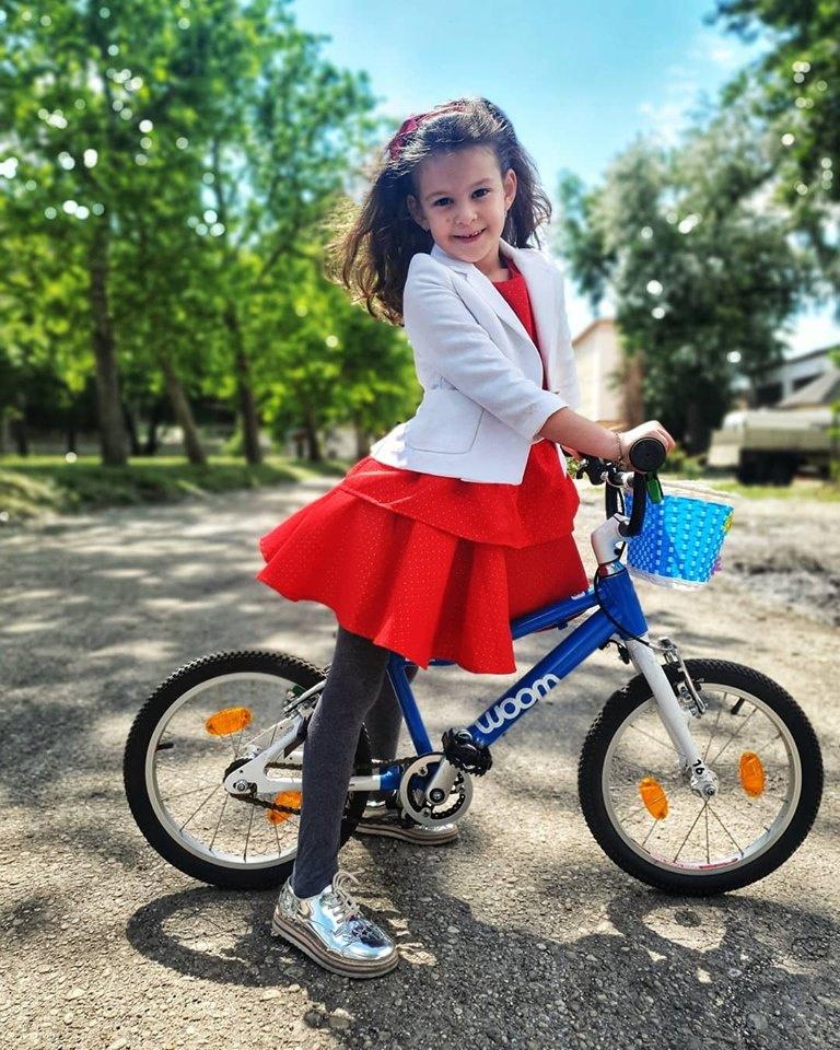 Ördög Nóra és Nánási Pál lánya 2019. május 6-án lett hatéves.
