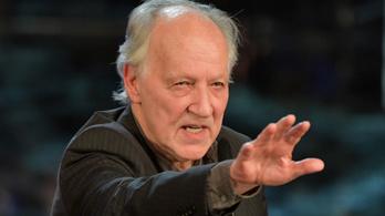 11 évesen azt se tudta, léteznek filmek, most életműdíjat kap Werner Herzog