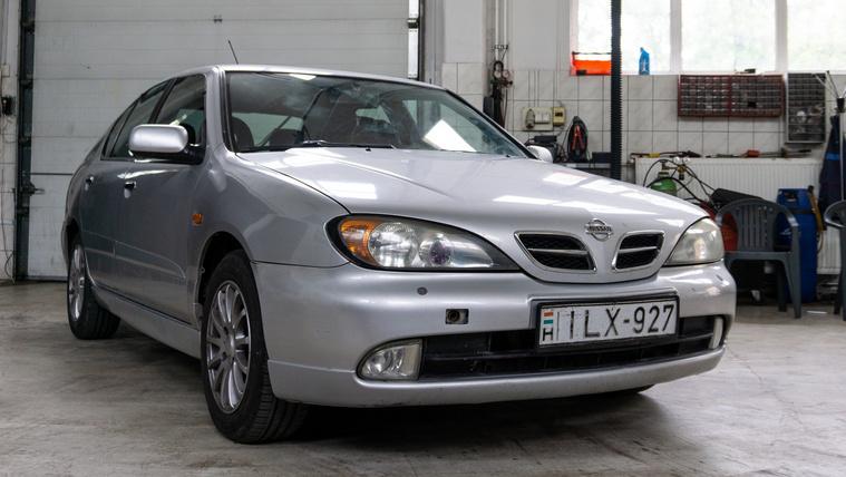 Félmillióért ilyen Nissant lehet venni?