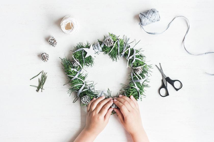 Gyors karácsonyi dekoráció 10 perces munkával: meseszéppé teszik a lakást