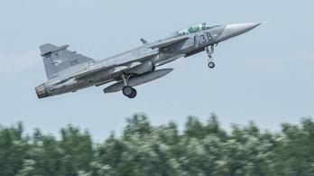 Egy orosz AN-26-os miatt riasztották a magyar Gripeneket