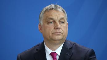 Orbán Viktor leszállt Washingtonban