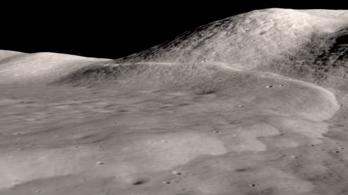 A folyamatos zsugorodás okozhatja a rengéseket a Holdon