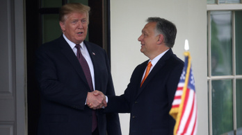 Donald Trump to Orbán: