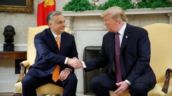 Trump: Orbán jó munkát végzett
