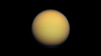 A Titán óceánjait szerves massza borítja
