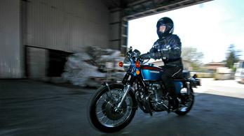 Ötven éve forgatta fel a világot a Honda CB750