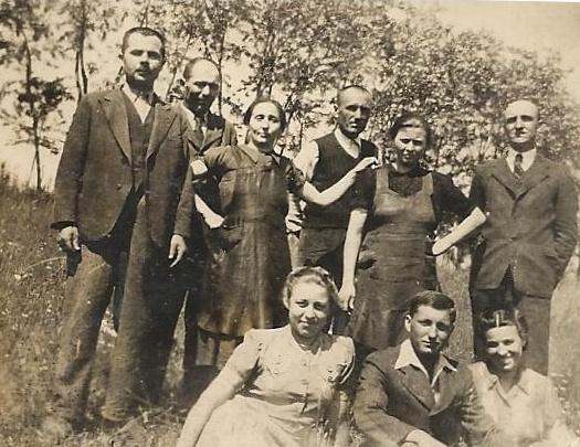 Jehova Tanúi a nagykanizsai internálótáborban