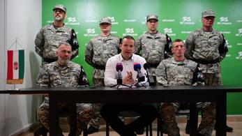 Toroczkai Nemzeti Légió néven támasztja fel a Magyar Gárdát