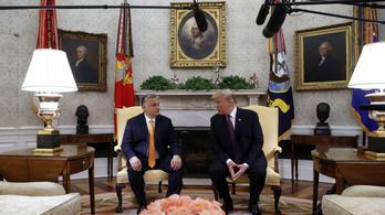 Orbán Trumpról: Ez egy világosfejű vezető