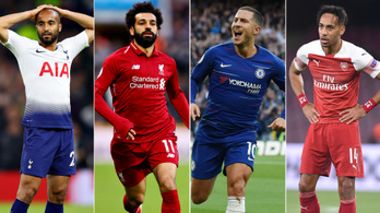 A futballban nincs brexit