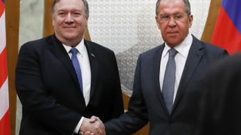 Orosz külügyminiszter: Itt az ideje, hogy együtt dolgozzunk az Egyesült Államokkal