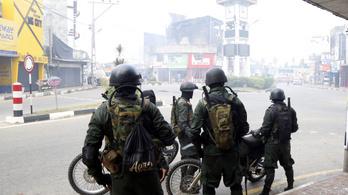 Kijárási tilalom Srí Lankán a muzulmánellenes erőszakhullám miatt