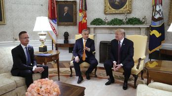 Szijjártó szerint Trump ritka gesztusokat tett Orbán felé