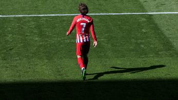 Griezmann elhagyja az Atleticót, Barcelonába tart