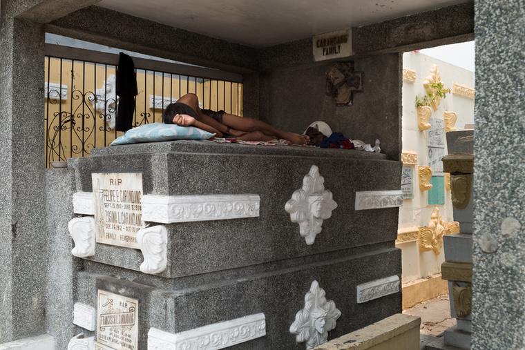 A temetőt 1904 óta létezik, és jelenleg 54 hektáron terül el, állapota évről évre romlik
