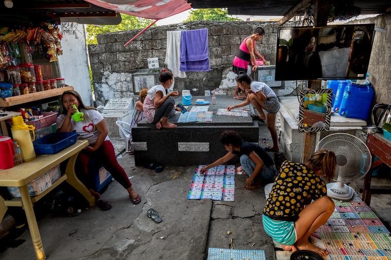 Manila a világ 5
