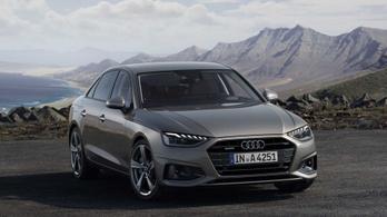 Váratlan átalakításon esik át az Audi A4