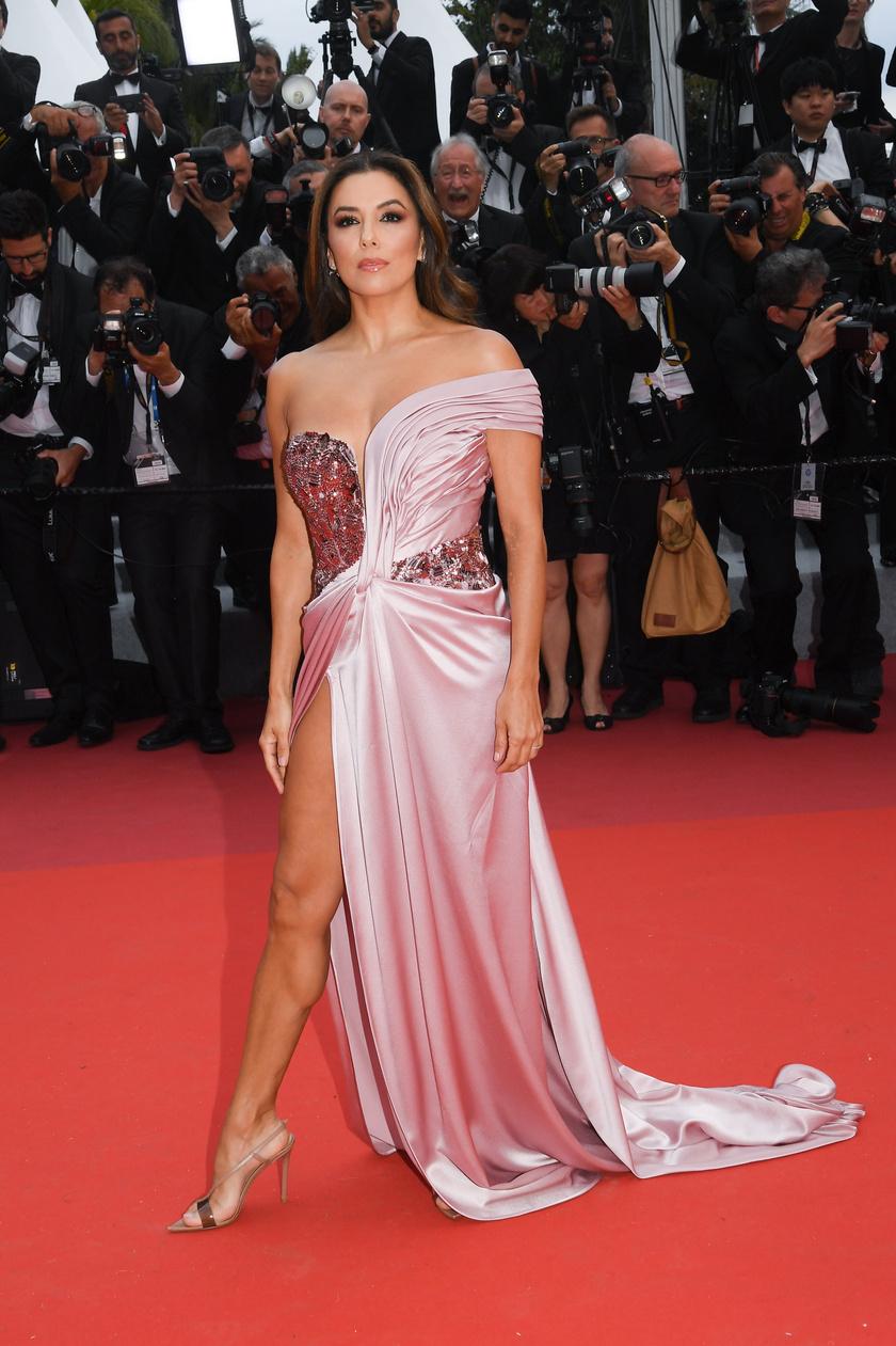 Eva Longoria álomszép volt ebben az estélyiben - mintha neki tervezték volna!
