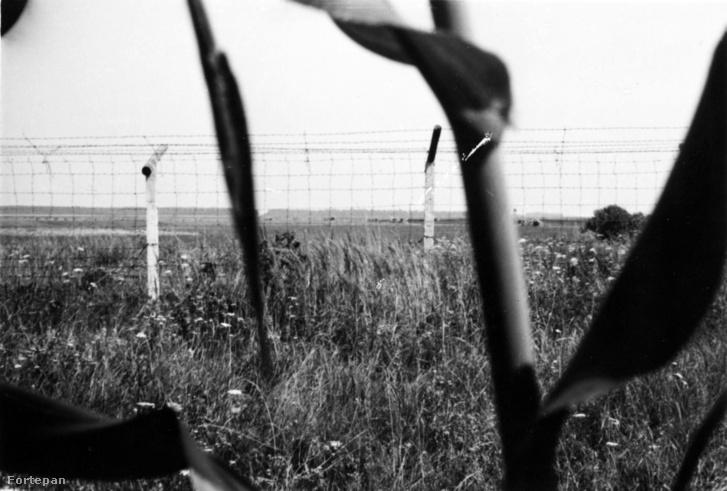 A vasfüggöny valahol vas megyében 1970 környékén