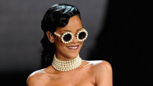 Elkészítették Rihanna ékszerének csokiváltozatát