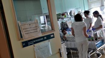 A Péterfy Kórház sugárvédő ólomkötényei fabatkát sem érnek