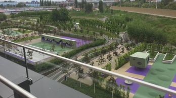 Elkészült Bécs új, high-tech csúcskórháza
