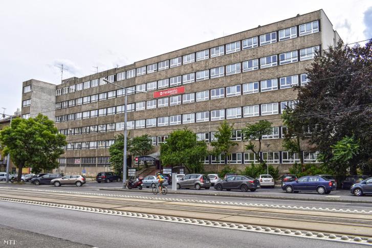 A Mediaworks épülete