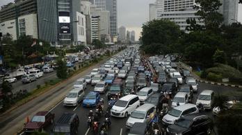 Még az idén új fővárost jelölnek ki Indonéziában