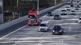 A Scania elmagyarázza, hogyan működnek a felsővezetékes autópályák