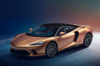 A McLaren szerint ilyen egy túrakocsi