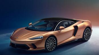 McLaren: se SUV, se villanyautó