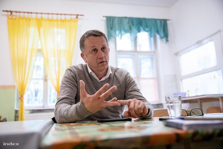 Gyermekkert Kecskeméti Waldorf Egyesület, elnöke: Lévai Zoltán