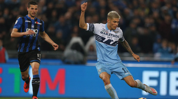 A Lazio nyerte az Olasz Kupát, előtte ultrák támadtak rendőrökre