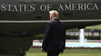 Trump országos rendkívüli állapotot hirdetett