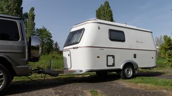 Bemutató: Eriba Touring 430