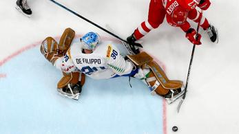 Oroszország 10-0-ra kiütötte az olaszokat a hoki-világbajnokságon