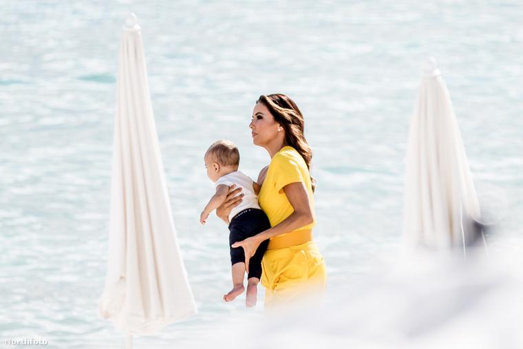 Eva Longoria különben sem takargatja a kisfiát, már több alkalommal is töltött fel róla képet a közösségi oldalára