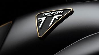 Villanyhajtású gépeket akar a Triumph