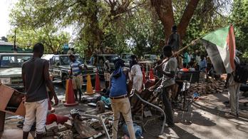 Megállapodtak Szudánban a civil kormányhoz vezető átmeneti időszakról