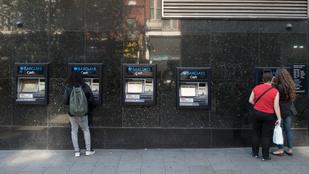 Egymilliárd eurós bírságot kapott öt bank az Európai Bizottságtól