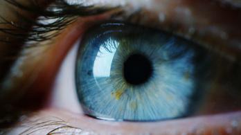 A kék szem valójában nem kék, hanem barna