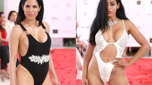 A Cannes-i Filmfesztivál divathetén minden testalkatra van szexi fürdőruha