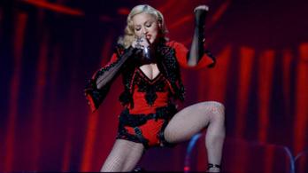 Madonna mégis fellép az Eurovízió döntőjén
