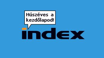 Benne vagyok az Indexben! - Index20 üzenetek a Dürer Kertből