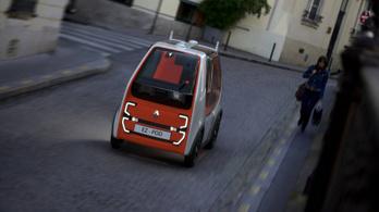 EZ-Pod: közlekedés három négyzetméteren
