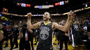Két percen múlt az NBA-bajnok kudarca