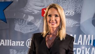 Félreértették Zimány Linda pusziját: nem jár  Guzmics Richárddal