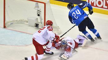 Irgalmatlan nagy gólt lőtt 18 éves finn hokis