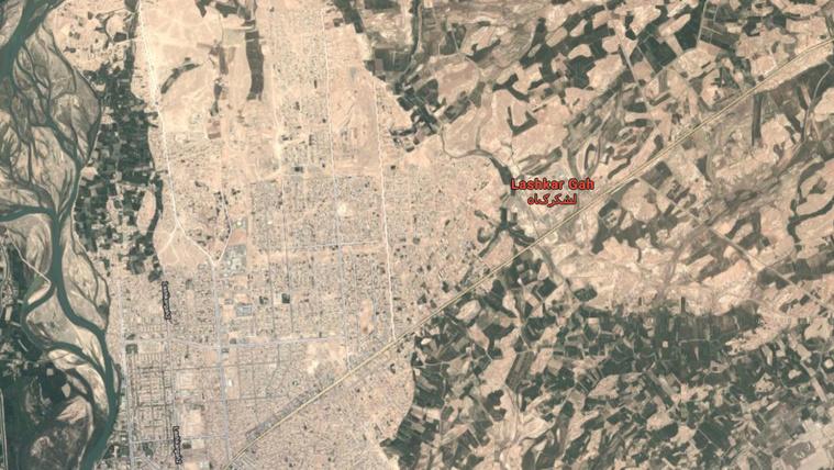 Véletlenül afgán rendőröket öltek meg egy légicsapással